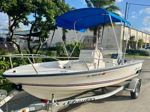 Used Cape Craft 17 CC17 CC Center Console Fishing Boat For Sale