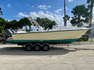Used Boston Whaler 27 CC Cuddy27 CC Cuddy Cabin Boat For Sale