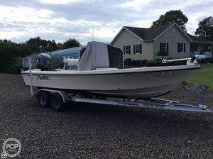 Used Parker Marine Big Bay 2100 Bay Boat For Sale