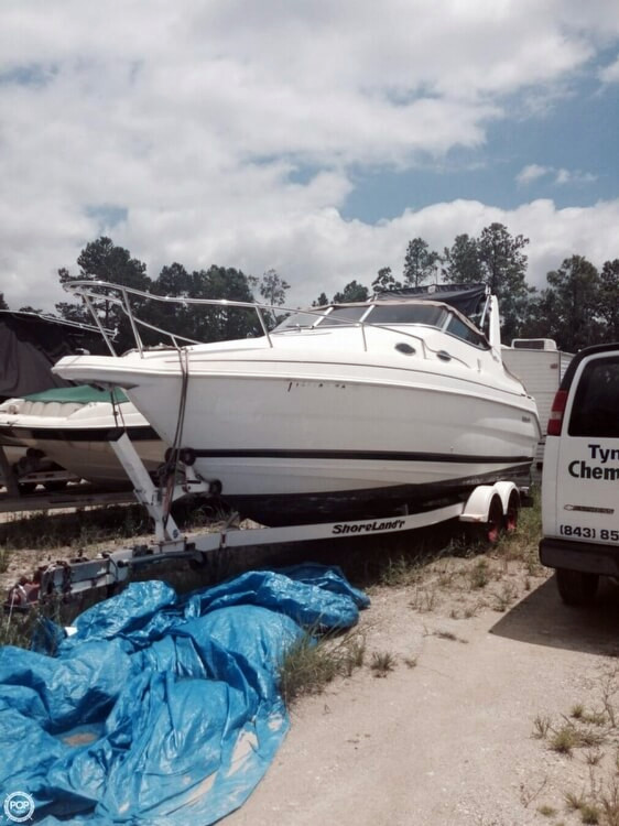 Used Wellcraft Martinque 2600 Express Cruiser Boat For Sale