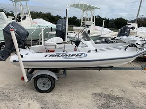 Used Triumph Fishing Boats 120 SDCCFishing Boats 120 SDCC Freshwater Fishing Boat For Sale