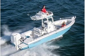 New Everglades 243 Center Console243 Center Console Center Console Fishing Boat For Sale