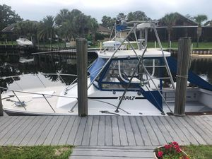 Used Topaz 28 Sportfish (Repowered in 2004!)28 Sportfish (Repowered in 2004!) Sports Fishing Boat For Sale