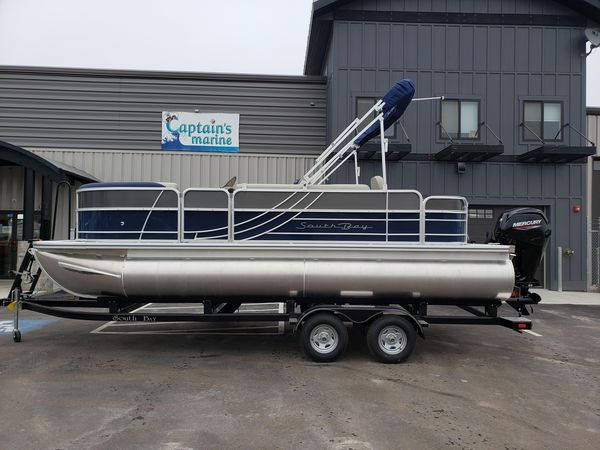 New South Bay 222FCR LE222FCR LE Pontoon Boat For Sale