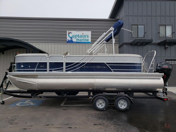 New South Bay 222RS 2.75222RS 2.75 Pontoon Boat For Sale