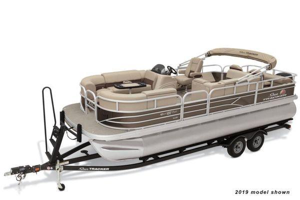 New Sun Tracker SportFish 22 XP3SportFish 22 XP3 Pontoon Boat For Sale