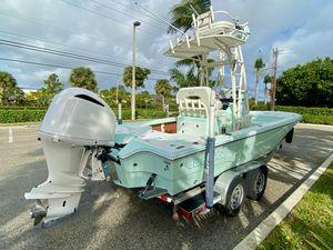 Used Pathfinder 2500 Hybrid2500 Hybrid Center Console Fishing Boat For Sale