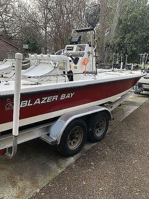 Used Blazer Bay 2220 Bay Boat For Sale