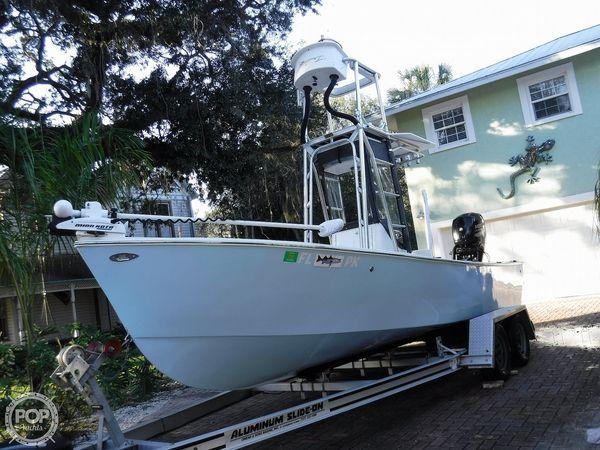 Used Aquasport 22-2 Flatback Center Console Fishing Boat For Sale