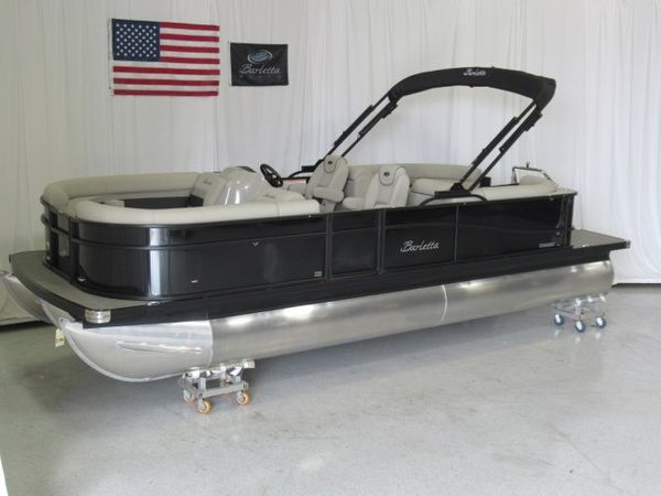 New Barletta C22QCC22QC Pontoon Boat For Sale