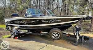Used Lund 1875 Crossover SX Cruiser Boat For Sale