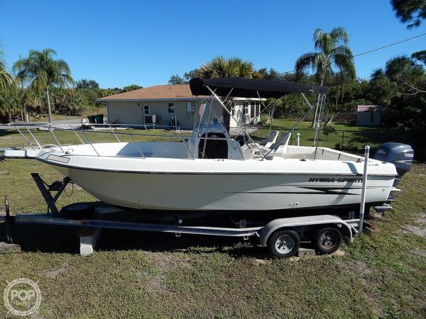 Used Hydra-Sports HS 230 Center Console Fishing Boat For Sale