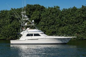 Used Bertram 54 Sports Fishing Boat For Sale