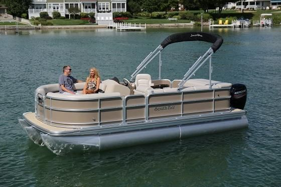 New South Bay 222RS LE222RS LE Pontoon Boat For Sale