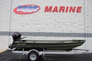New Seaark 1648 MV1648 MV Jon Boat For Sale