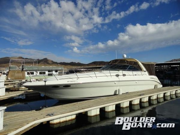 Used Sea Ray 410 Sundancer410 Sundancer Cruiser Boat For Sale
