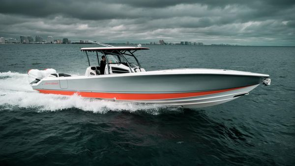 Used Nor-Tech 390 Center Console Center Console Fishing Boat For Sale