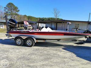 Used Stroker 21 Stroker Bass Boat For Sale
