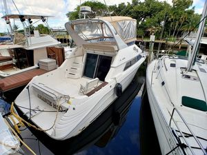 Used Sea Ray 350 Express Bridge Express Cruiser Boat For Sale