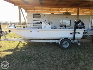 Used Carolina Skiff 18 JVX CC Skiff Fishing Boat For Sale