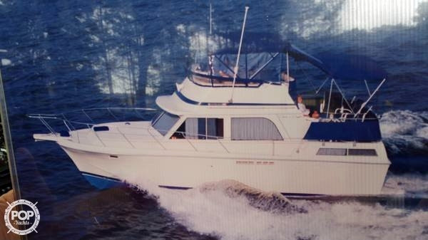 Used Chris-Craft Catalina 362 Cruiser Boat For Sale