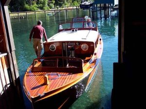 Used Chris-Craft Commuter Runabout Boat For Sale