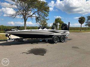 Used Triton 20 TRX Patriot Elite Bass Boat For Sale