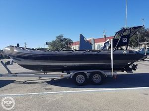 Used Zodiac Hurricane ZH 749 Cruiser Boat For Sale