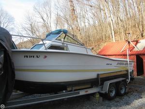 Used Hydra-Sports 2500 WA Walkaround Fishing Boat For Sale