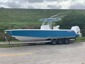 New Contender 32ST Center Console Fishing Boat For Sale
