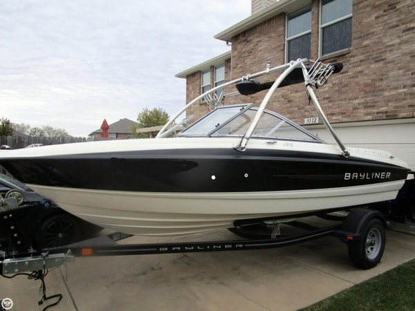 Used Bayliner 195 BR Bowrider Boat For Sale
