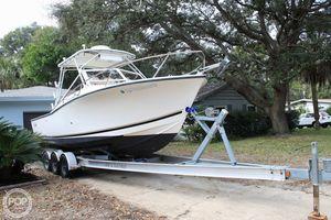 Used Carolina Classic 25 Wa Walkaround Fishing Boat For Sale