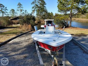Used Vtech 18 Pro Series Flats Fishing Boat For Sale