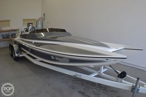 Used Cougar 21 MTR Jet Boat For Sale