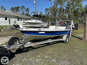 Used Action Craft 1820 Flatsmaster Flats Fishing Boat For Sale