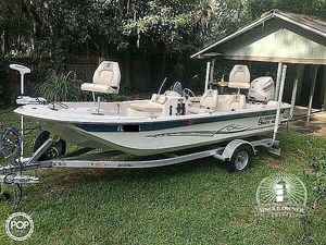 Used Carolina Skiff JVX 18 Center Console Fishing Boat For Sale
