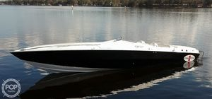 Used Cigarette Cafe Racer 35 High Performance Boat For Sale
