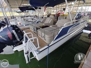 Used Regency 254 LE3 Sport Pontoon Boat For Sale