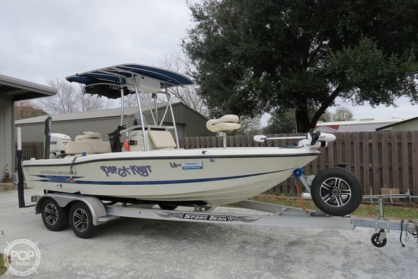 Used Hydra-Sports 19 Bay Bolt Bay Boat For Sale
