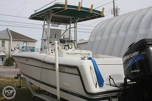 Used Stamas Tarpon 250 Center Console Fishing Boat For Sale