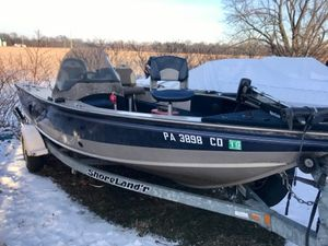 Used Lund 1800 PRO V SE Sports Fishing Boat For Sale