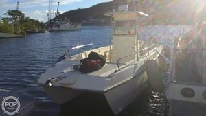 Used Sea Cat 25 SL5 Bluewater CC Power Catamaran Boat For Sale