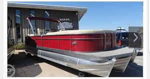 Used Manitou Aurora LE 25 RF SHP Pontoon Boat For Sale
