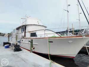 Used Bertram 61 Aft Cabin Boat For Sale