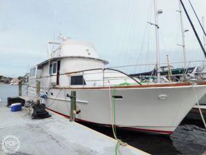 Used Bertram 61 Aft Cabin Boat For Sale