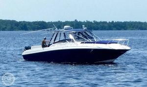 Used Fountain 38 LX Luxury Edition Sports Fishing Boat For Sale