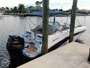 Used Hurricane SD 2486 Deck Boat For Sale