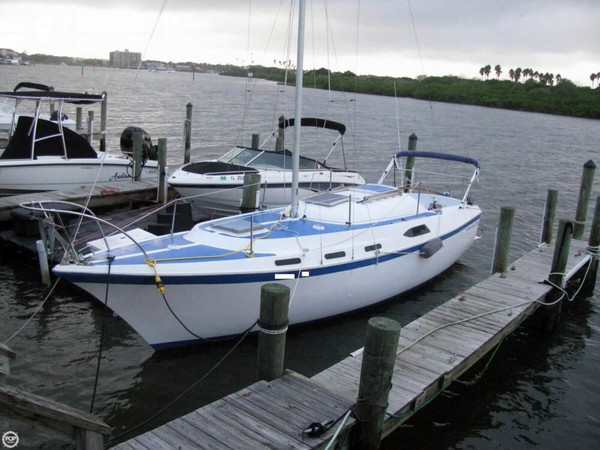 Used Clipper Marine CM-30 Racer and Cruiser Sailboat For Sale
