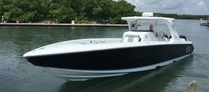 Used Cigarette Racing 39' GTS Catamaran Boat For Sale
