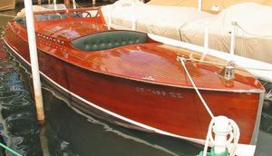 Used Custom Ditchburn Viking Runabout Boat For Sale